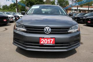Used 2017 Volkswagen Jetta Wolfsburg Edition SUNROOF ALLOTYS ACCIDENT FREE for sale in Brampton, ON