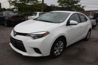 Used 2015 Toyota Corolla LE | BLUETOOTH | BACKUP | LOWKM | HEATED SEATS for sale in Toronto, ON
