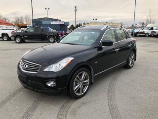 Used 2014 Infiniti QX50 Journey FULLY LOADED for sale in Surrey, BC