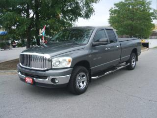 Used 2007 Dodge Ram 1500 SLT4X4 LONG BOX for sale in York, ON