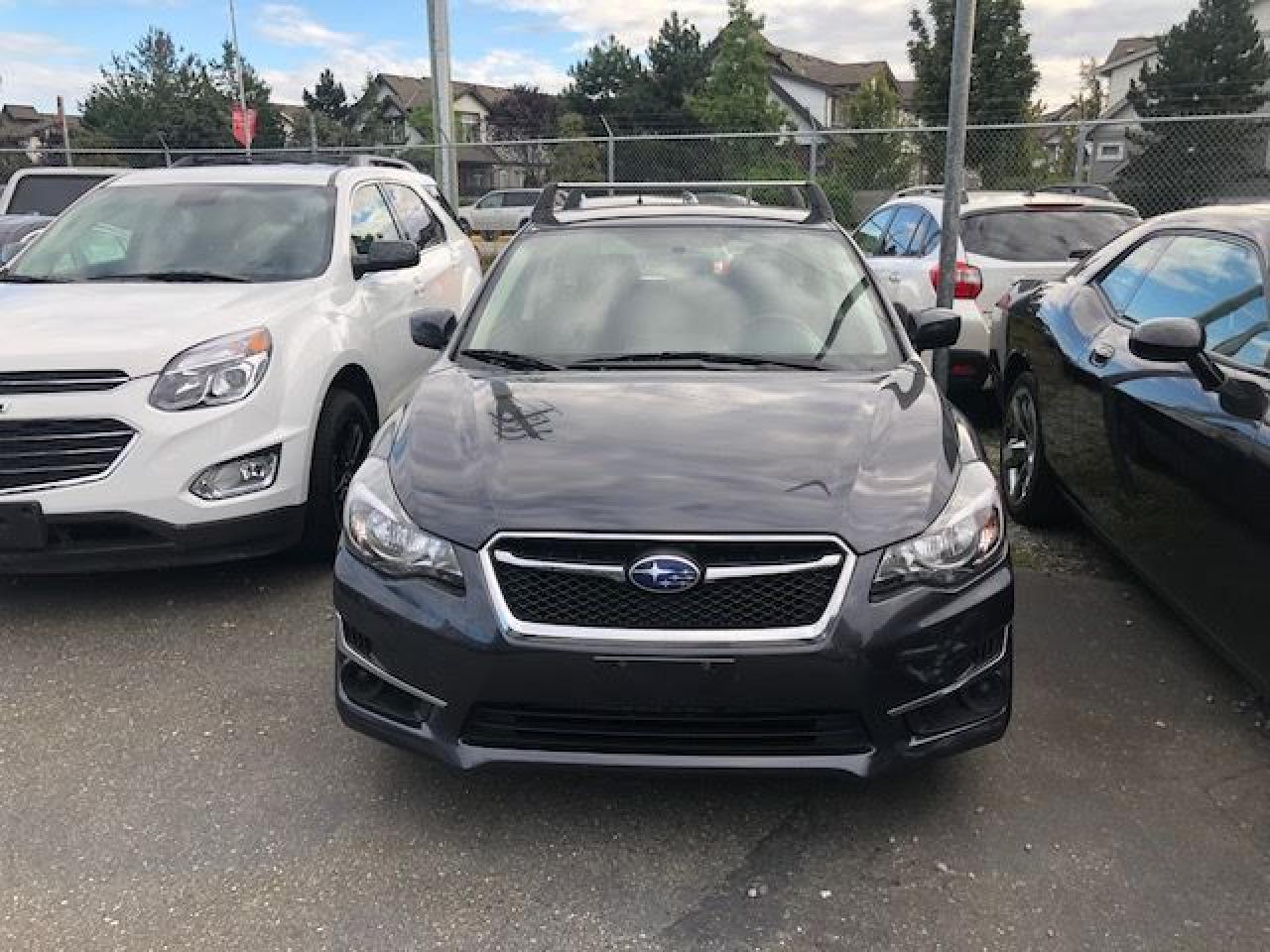 Photo of Grey 2016 Subaru Impreza