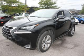 Used 2016 Lexus NX EXECUTIVE FULLY LOADED | HYBRID | LOWKM for sale in Toronto, ON