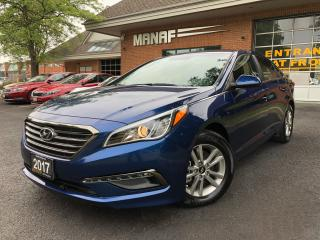 Used 2017 Hyundai Sonata 2.4L GL Rear Cam Heated Seats Low KM Certified* for sale in Concord, ON