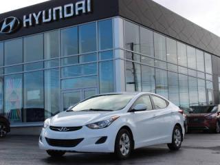 Used 2013 Hyundai Elantra L for sale in Corner Brook, NL