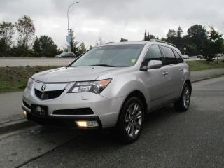 Used 2011 Acura MDX Elite Pkg for sale in Surrey, BC