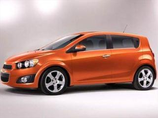 Used 2012 Chevrolet Sonic LT for sale in Toronto, ON