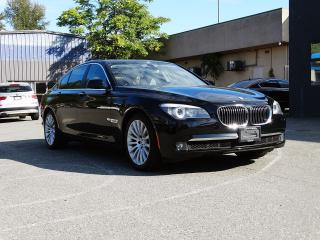Used 2012 BMW 7 Series 750i xDrive for sale in Coquitlam, BC