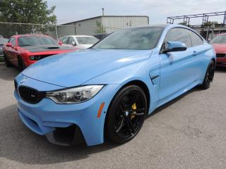 Used 2015 BMW M4 HUD, LANE ASSIST, ACC, NAVI, BACK UP CAMERA for sale in Mississauga, ON