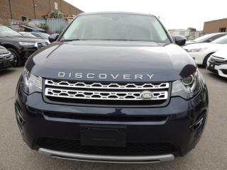 Used 2016 Land Rover Discovery Sport Si4, HSE, NAVI, BACK CAMERA, PANO ROOF for sale in Mississauga, ON