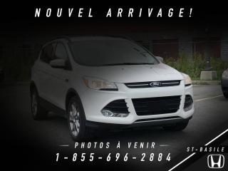 Used 2013 Ford Escape Ford Escape 2013 SE L + NAVI + BLUETOOTH for sale in St-Basile-le-Grand, QC