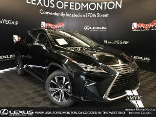 New 2018 Lexus RX 350 L Luxury Package 6 Passenger for sale in Edmonton, AB