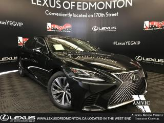 New 2018 Lexus LC Upgrade Package for sale in Edmonton, AB
