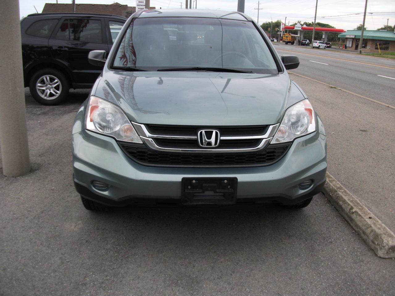 Photo of Green 2010 Honda CR-V