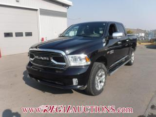 Used 2016 RAM 1500 Limited Crew Cab SWB 4WD 5.7L for sale in Calgary, AB