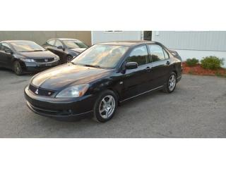 Used 2006 Mitsubishi Lancer RalliArt for sale in St-jérôme, QC