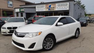 Used 2014 Toyota Camry LE BACKUP CAM, BLUETOOTH for sale in Etobicoke, ON