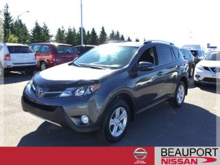 Used 2014 Toyota RAV4 XLE FWD **41 000KM** for sale in Beauport, QC