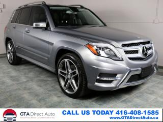 Used 2013 Mercedes-Benz GLK-Class GLK250 BlueTec AWD NAV Camera Heated  Certified for sale in Toronto, ON