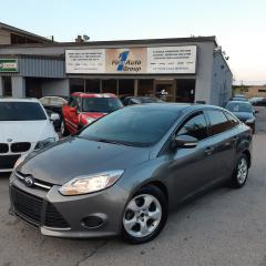 Used 2014 Ford Focus SE ALLOYS, BLUETOOTH for sale in Etobicoke, ON
