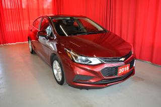 Used 2016 Chevrolet Cruze LT | Turbo | One Owner for sale in Listowel, ON