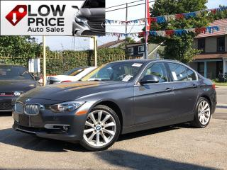 Used 2014 BMW 320i xDrive*Navi*Sunroof*Leather*Xenon*Warranty* for sale in Toronto, ON