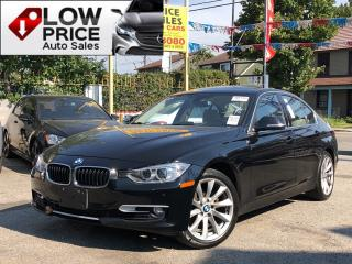 Used 2014 BMW 328i xDrive*Navi*Sunroof*Leather*Xenon* for sale in Toronto, ON