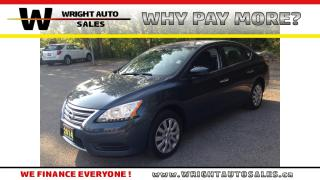 Used 2014 Nissan Sentra SV LOW MILEAGE BLUETOOTH 39,476 KMS for sale in Cambridge, ON