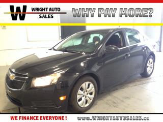 Used 2013 Chevrolet Cruze LT Turbo|LOW MILEAGE|BLUETOOTH|58,031 KMS for sale in Cambridge, ON