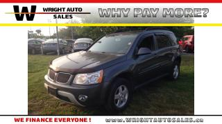 Used 2009 Pontiac Torrent |KEYLESS ENTRY|ALLOY WHEELS|125,969 KMS for sale in Cambridge, ON