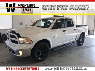 Used 2016 RAM 1500 Outdoorsman|BACKUP CAM|HEATED SEATS|67,130 KM for sale in Cambridge, ON