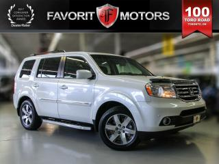 Used 2012 Honda Pilot Touring (A5), 4WD, Leather, Sunroof, DVD for sale in North York, ON
