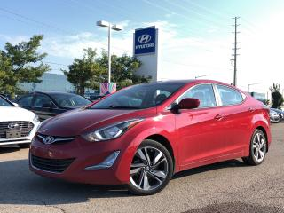 Used 2016 Hyundai Elantra GLS - at for sale in Barrie, ON