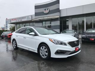 Used 2016 Hyundai Sonata 2.0T Sport Ultimate w/Colour Pack for sale in Langley, BC