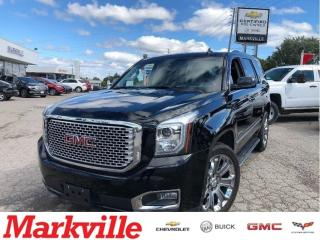 Used 2015 GMC Yukon DENALI-LEATHER-NAVI-ROOF-GM CERTIFIED PRE-OWNED for sale in Markham, ON
