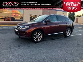Used 2015 Lexus RX 350 Sportdesign/Navigation/Leather/Sunroof for sale in North York, ON