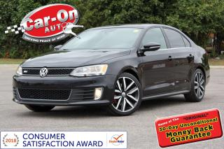Used 2014 Volkswagen Jetta GLI TURBO LEATHER SUNROOF ONLY 68,000 KM for sale in Ottawa, ON