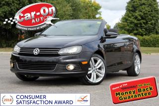 Used 2014 Volkswagen Eos LEATHER ONLY 51, 000 KM for sale in Ottawa, ON