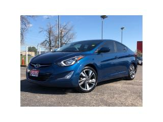Used 2015 Hyundai Elantra GLS**Sunroof**Bluetooth**Heated Seats** for sale in Mississauga, ON