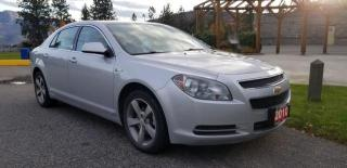 Used 2010 Chevrolet Malibu Hybrid HY for sale in West Kelowna, BC