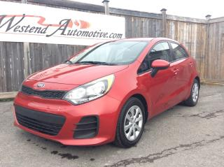 Used 2016 Kia Rio LX for sale in Stittsville, ON