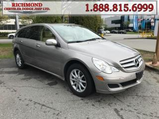 Used 2007 Mercedes-Benz R-Class Base for sale in Richmond, BC