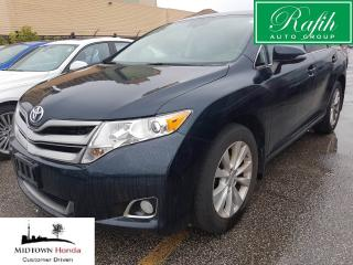 Used 2014 Toyota Venza XLE-Black on black leather-Off lease for sale in North York, ON