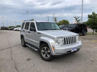 Used 2008 Jeep Liberty Sport LOW KMS!!**Keyless Entry**Power Windows** for sale in Mississauga, ON
