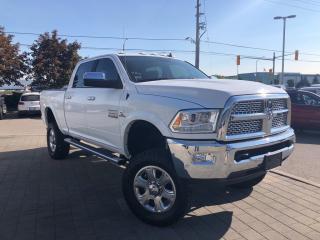 Used 2018 RAM 2500 Laramie**6.7L Cummins Diesel**Navigation** for sale in Mississauga, ON
