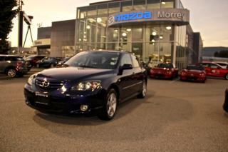 Used 2006 Mazda MAZDA3 Sport GS 5sp for sale in North Vancouver, BC