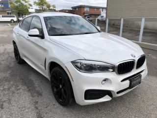 Used 2016 BMW X6 AWD I xDrive I 35i for sale in Toronto, ON