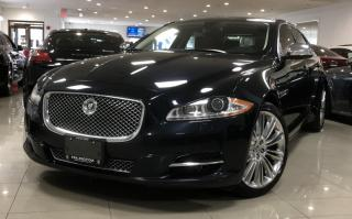 Used 2012 Jaguar XJ XJL Supercharged for sale in North York, ON
