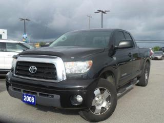 Used 2008 Toyota Tundra SR5 4.7L V8 for sale in Midland, ON