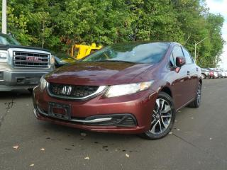 Used 2014 Honda Civic EX 1.8L I4 for sale in Midland, ON