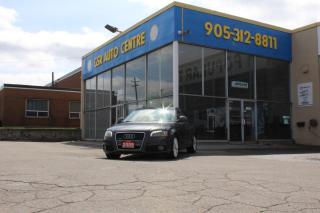 Used 2009 Audi A3 2.0T | QUATTRO | PANORAMIC ROOF | LEATHER | EVERYONE GETS FINANCED! for sale in Hamilton, ON